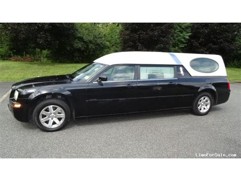 Chrysler Hearse by Used 2007 Chrysler 300 Funeral Hearse Pottstown
