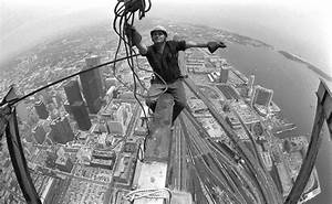 Tbt Toronto Construction Remember When The Cn Tower Was