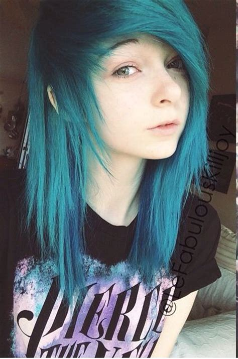 1000 Ideas About Emo Hairstyles On Pinterest Scene Hair
