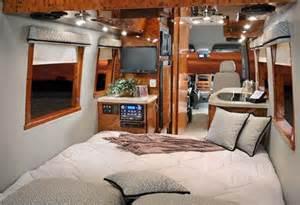 Four Winds Ventura Class B Motorhome Interior