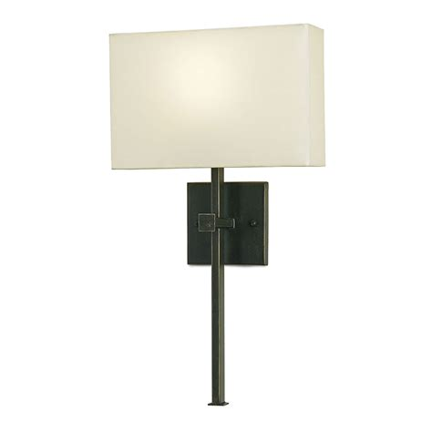 buy the ashdown wall sconce by currey company