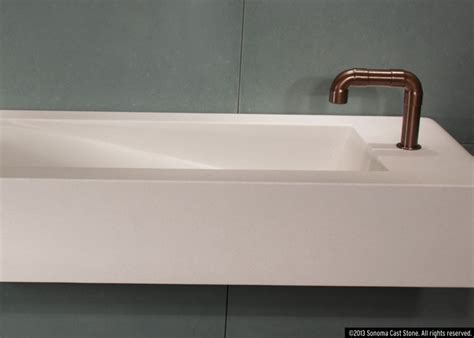 which side is water on a sink 17 best images about sinks on pinterest moda wall mount