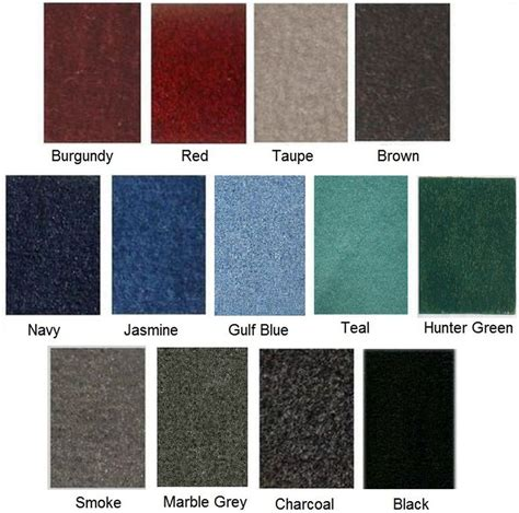 Boat Carpet Ebay by 20 Oz Cutpile Boat Bass Boat Carpet Color Of Your Choice