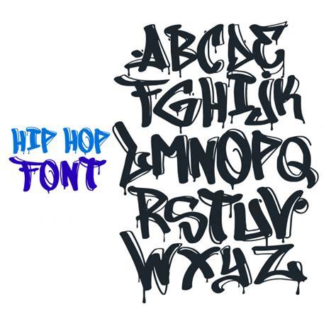 font de graffiti
