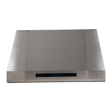 lowes under cabinet range hood maxair mxr r19 under cabinet wall mounted range hood