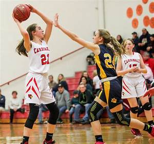 GIRLS BASKETBALL: Quickly improving Cards avenge loss to ...