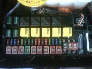 Land Rover Discovery Fuse Box