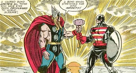 the legacy of thor who else holds the hammer sideshow