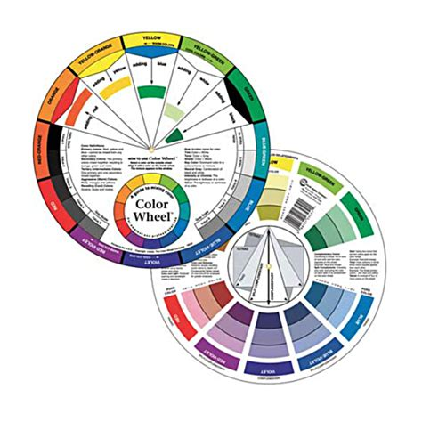 buy paint color wheel buy artists color wheel