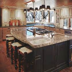 island style kitchen design kitchen island design ideas quinju