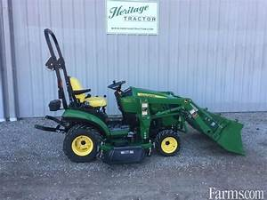 John Deere 2015 1025r Other Tractors For Sale