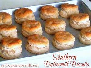 Southern Cooking with KSouthern Buttermilk Biscuits
