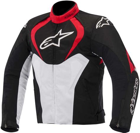 2016 Alpinestars T Jaws Waterproof Jacket Street Bike