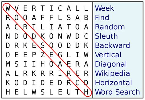 find words with letters word search