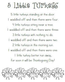 thanksgiving songs for preschool best 25 thanksgiving poems ideas on 672