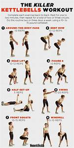 8 Kettlebell Moves That'll Sculpt Your Entire Body ...