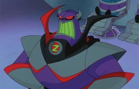 Emperor Zurg From Buzz Lightyear Of