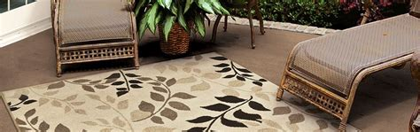 indoor outdoor area rugs  patio deck  balcony