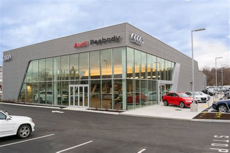 Maybe you would like to learn more about one of these? Audi Dealer near Me | Audi Peabody