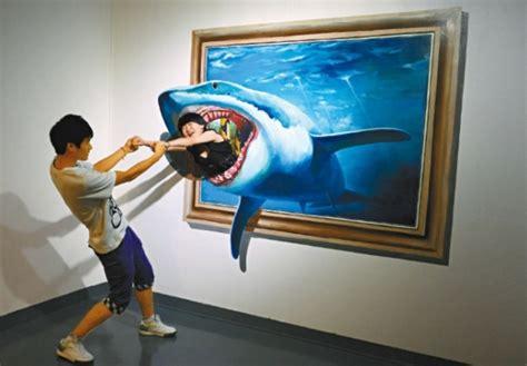 彩繪 3d壁畫 立體彩繪 牆壁彩繪 壁畫 藝術賞析 牆壁彩繪 3d立體彩繪 人體彩繪 彩繪藝術工作坊 udn部落格