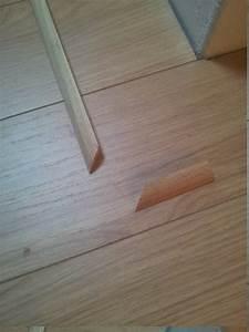 Quart De Rond : comment poser un parquet flottant partie 2 2 reussir ~ Melissatoandfro.com Idées de Décoration