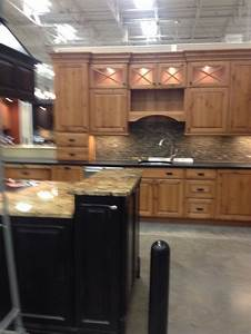 pin by kim miller on dream kitchen pinterest With kitchen cabinets lowes with like us on facebook sticker