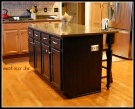 kitchen island cupboards building a kitchen island with stock cabinets woodworktips