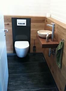 Gäste Wc Design : g ste wc in holzoptik ~ Michelbontemps.com Haus und Dekorationen