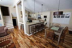 level kitchen tri level open kitchen remodel this is With how to level kitchen floor