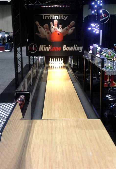 mini lane bowling  original mini bowling attraction