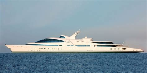 Biggest Boat In The World List by The Biggest Luxury Yachts In The World Business Insider