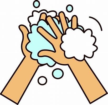 Washing Wash Hands Transparent Clipart Cartoon Hygiene