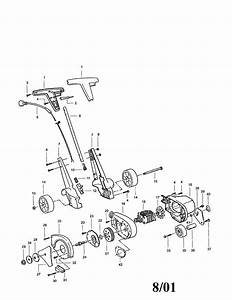 Craftsman 358796500 Lawn Edger Parts