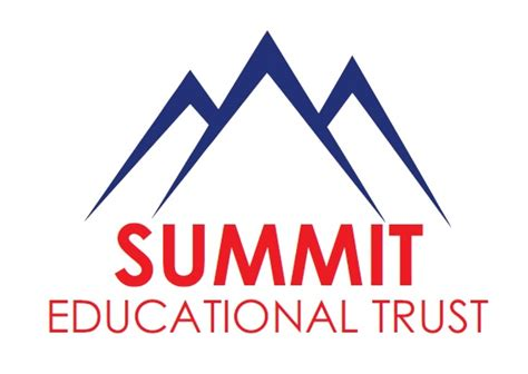 summit educational trust making  difference