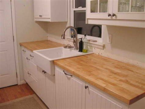 countertops lowes wood countertops ideas for kitchen