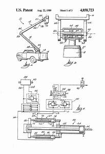 Patent Us4858723 - Bucket Leveling System