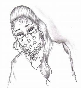 Gangster Love Drawings   Gangster Girl by MiszFortune ...