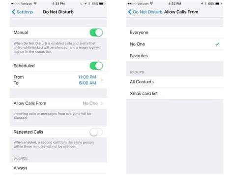 what is do not disturb iphone silent vs do not disturb modes on your iphone what s the