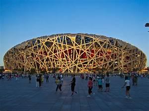 Estadio Olímpico de Beijing, fin del Transiberiano El Arquitecto Viajero