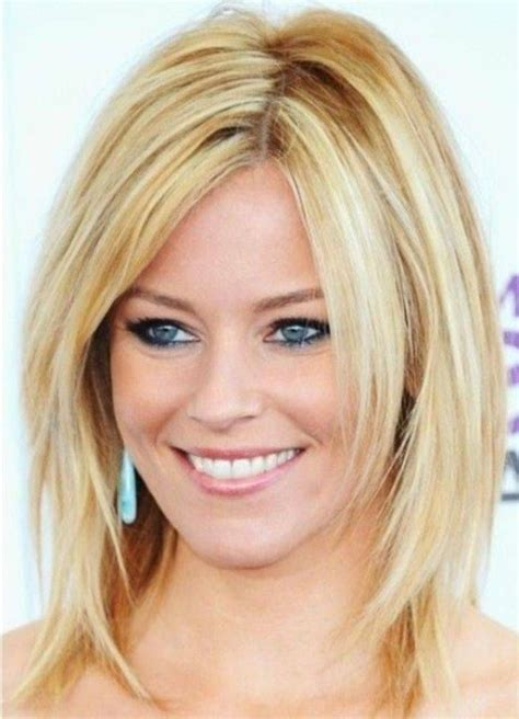 mid length hairstyles fine hair  hair medium length