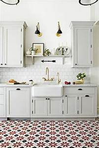 2017 kitchen trends you need in your life rn brit co for Kitchen cabinet trends 2018 combined with decorative wall art tiles