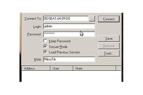 baixe o mikrotik do winbox para mac server
