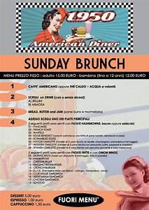 American Diner Zubehör : calam o 1950 american diner menu brunch domenica ~ Sanjose-hotels-ca.com Haus und Dekorationen
