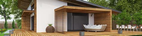 maison ossature bois contemporaine toit plat 224 andernos