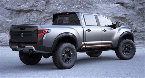 nissan titan warrior concept    pick