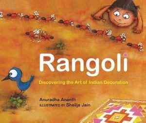 booktopia rangoli discovering  art  indian