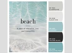 Perfectly Beach Paint Colors For Bedroom blue green paint