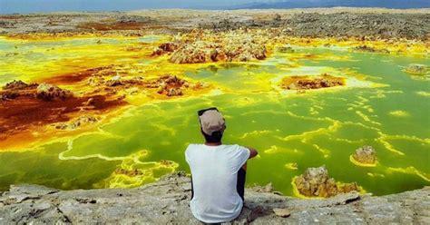 amour bureau top 10 des photos les plus dingues du désert danakil en