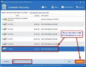 Recover deleted word document herere perfect solutions for Deleted word documents recovery