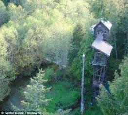 E'terra Samara: Luxury tree house villas in Canada's Bruce
